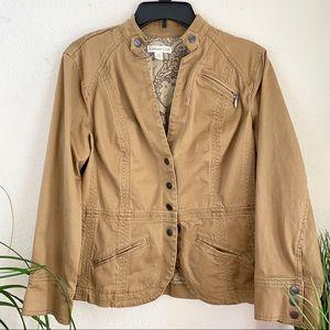 Coldwater Creek Short Jacket 14 Petite